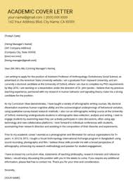 Example Teacher Cover Letters Teacher Cover Letter Example Writing Tips Resume Genius