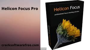 Helicon Focus Pro Version 7.6.1 + Crack [Latest] 2020