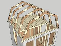 gambrel roof house plans. How To Draw A Gambrel Roof In SketchUp House Plans