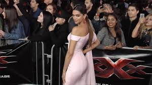 Deepika Padukone xXx Return of Xander Cage Los Angeles Premiere.