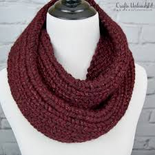 Knit Infinity Scarf Pattern Simple How To Knit An Infinity Scarf Crafts Unleashed