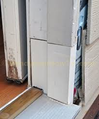 Rotted Exterior Door Frame Splice Repair - HandymanHowto.com