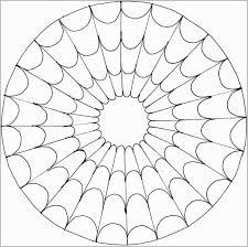 Easy Mandala Coloring Pages Lovely Free Printable Mandalas For Kids