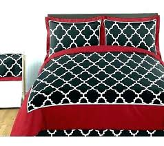 black and white chevron bedding comforter red dream twin set print teal pattern beds black and white chevron bedding set