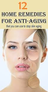 anti ageing tips at home
