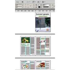 free magazine layout template publisher magazine layout templates create your own magazine with
