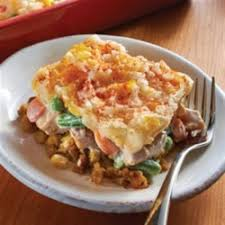 leftover turkey casserole. Perfect Leftover Photo Of Thanksgiving Leftovers Casserole By Kraft Inside Leftover Turkey T
