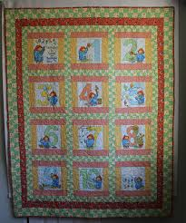 Paddington Bear Quilt &  Adamdwight.com