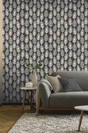 Buy Arthouse Glam Feather Wallpaper ...