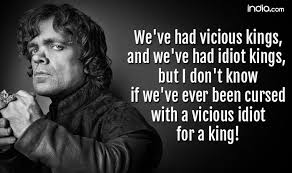 Best Game Of Thrones Quotes Fascinating 48 Quotes From Game Of Thrones By Tyrion Lannister Which Offers You