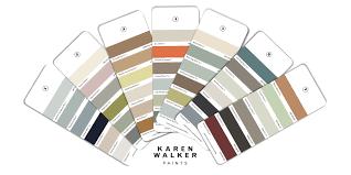 Resene Paint Chart Karen Walker Chart Quarter Beryl Green Color Resene