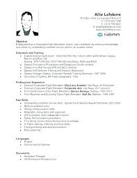 cabin crew cover letter atlanta flight attendant sample resume ha