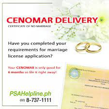 marriage contract requirements and