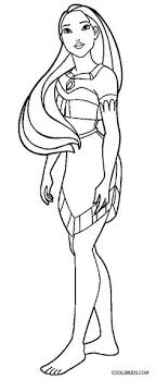 Small Picture Pocahontas Relaxed With Meeko Pocahontas Coloring Pages
