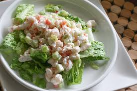 Simple Recipe for Shrimp Salad With ...