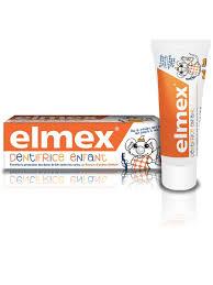 Детская <b>зубная паста для детей</b> от 1 до 6 лет, 50 мл Elmex ...