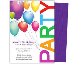 birthday invitations samples 15 party invitations templates professional resume