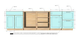 Ana White Kitchen Cabinet Kitchen Build Your Own Kitchen Cabinets Intended For