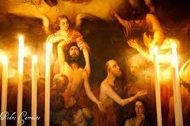 Resultado de imagen para el padre nuestro de santa matilde