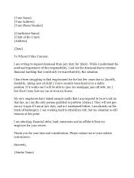 33 Best Jury Duty Excuse Letters Tips Template Lab