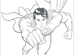 printable superhero coloring pages free coloring pages superman superman coloring pages free printable