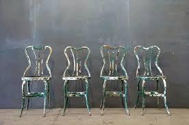 vintage toledo bar stool vintage toledo bar chair distressed black