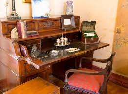 Impressive Antique Home Office With Vintage Desks Ippiocom