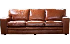 100 Full Grain Leather Sofa With Nailheads River Academy nicely with Full  Grain Leather Sofas (
