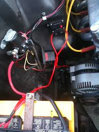 single wire alternator install on a 1966 mustang problems ford click image for larger version alt2 jpg views 12626 size 736 8