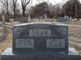 William Monroe Shaw (1891-1964) - Find A Grave Memorial