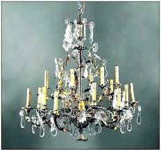 faux candle chandelier for beautiful interior decor home with contemporary residence fake w