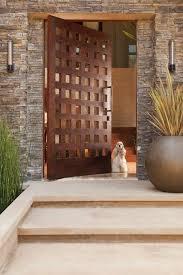 Tipos de portas de madeira para entrada da casa. 50 Portas Pivotantes Modelos E Fotos Lindas