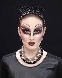 dark makeup wicked