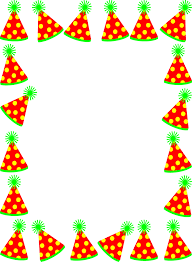 Party Borders For Invitations Free Free Birthday Borders Download Free Clip Art Free