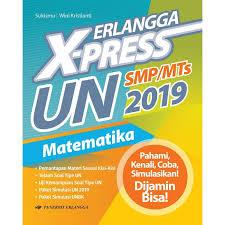 Paket smartfren murah menjadi salah satu produk unggulan dari provider yang dikenal karena harganya yang terjangkau ini. Buku Erlangga Original X Press Un Smp 2019 Matematika Shopee Indonesia