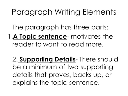 use these educational online resources to write a essays  5 paragraph descriptive essay