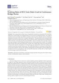 Link Slab Design Example Link Slab Design Concept Download Scientific Diagram