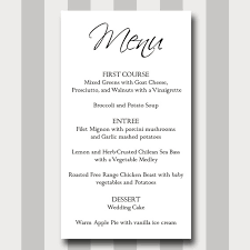 menu card, diy, printable, template, modern, traditional, simple Wedding Reception Menu Cards menu card, diy, printable, template, modern, traditional, simple, wedding wedding reception menu card template