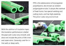 Popular Plumbing Material Fittings Names Ppr Composite Pex