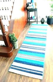 extra long carpet runners for hall hallway runner rug teal new small area