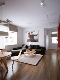 Neutral Living Room Furniture Neutral Living Room L Shaped Sofa Interior Design Ideas