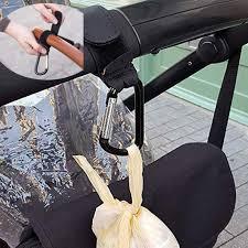 Крючки для колясок <b>Зажимы для подвешивания</b> Сумка для ...