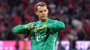 Manuel neuer is a goalkeeper and is 6'2 and weighs 176 pounds. Manuel Neuer Verlangert Beim Fc Bayern Alexander Nubel Unter Zugzwang Sport Dw 20 05 2020