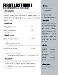 Completely Free Resume Template Amazing Free Resumes Templates For Microsoft Word Free Resume Templates