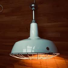 White Barn Light Pendant