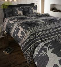 winter duvet covers.  Winter 100BrushedCottonFlanneletteQuiltDuvetCoverBedding And Winter Duvet Covers C