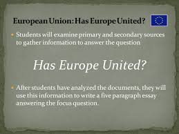 european union has europe united mini dbq ppt video online  2 european