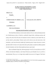 Im Reading Texas V Us Partial Summary Judgment