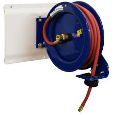 picture of wall mounting bracket hose reel