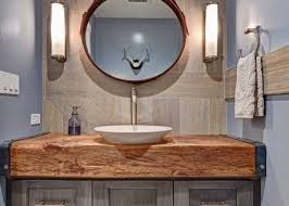 Modern Rustic Bathroom Luxury New Rustic Modern Bathroom Vanity for
